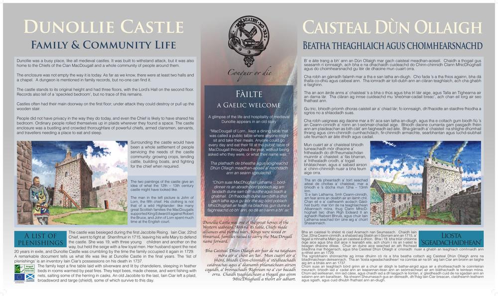 Dunollie Castle boards 2.jpg