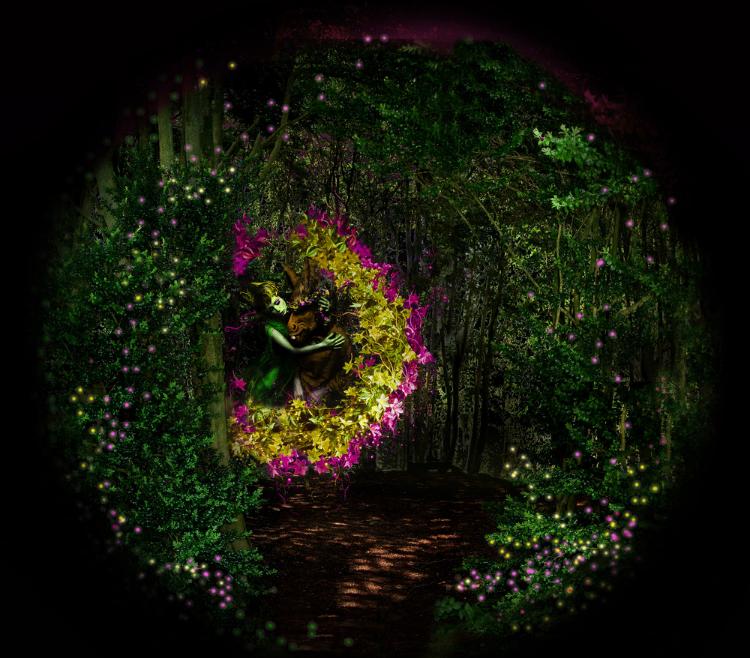 'A midsummer night's dream'