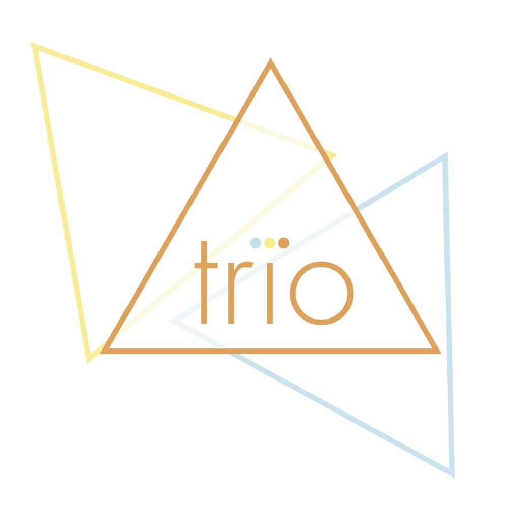 Trio - a hand made light