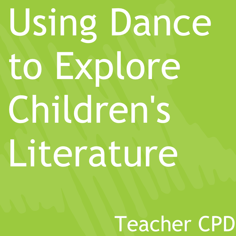 Using Dance to Explore Children's Literature