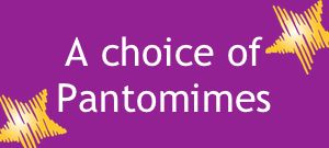 A choice of school pantomimes