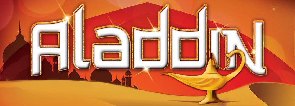 Aladdin schoolpantomime