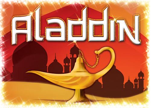 Aladdin School Pantomime