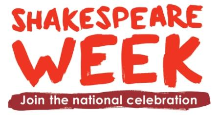 Shakespeare week school visits logo