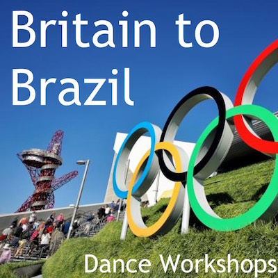 Britain to Brazil dance workshops