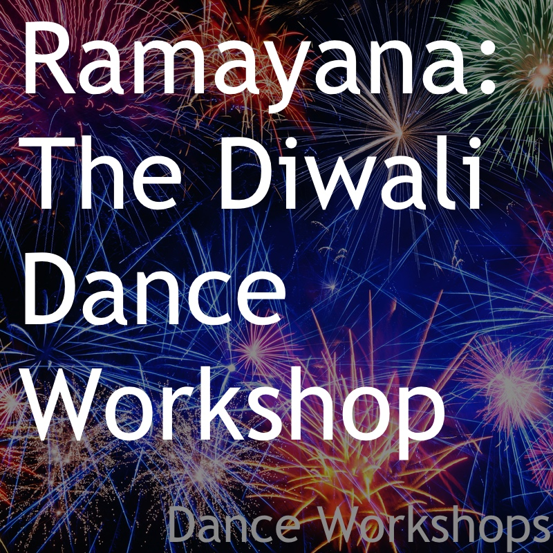 Ramayana: The Diwali Dance Workshop