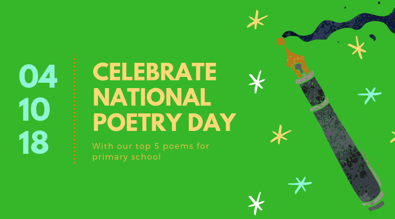 Top 5 Poems For Primary School West End In Schools