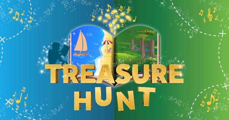 Treasure Hunt Literacy Musical