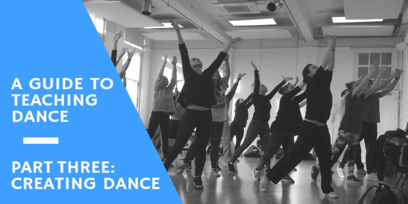 A Guide to Teaching Dance Part 3