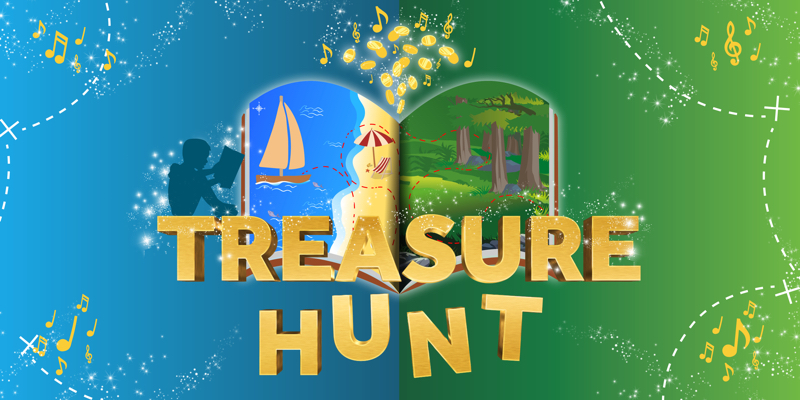 Children's Musical: Treasure Hunt