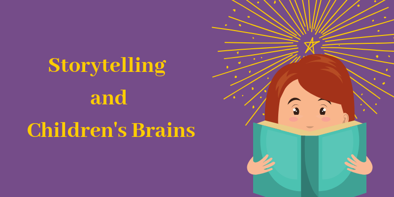Storytelling and children's brains