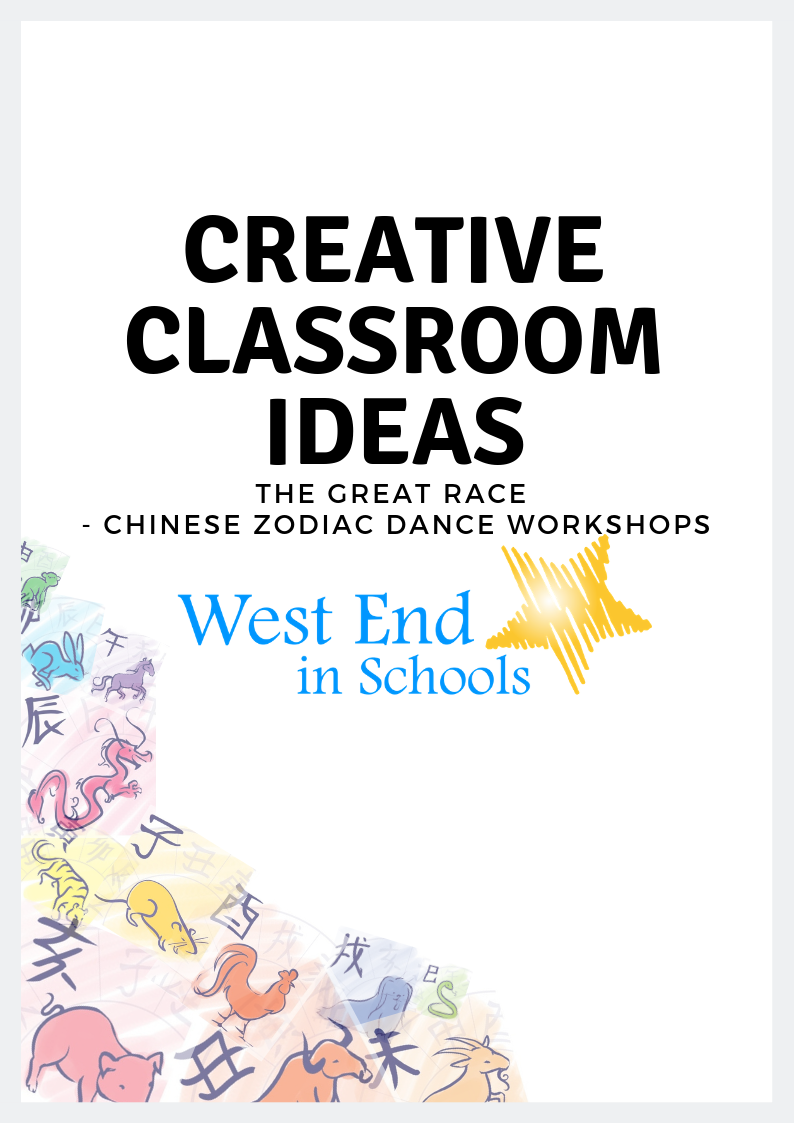 The Great Race -  Chinese Zodiac Dance Workshop