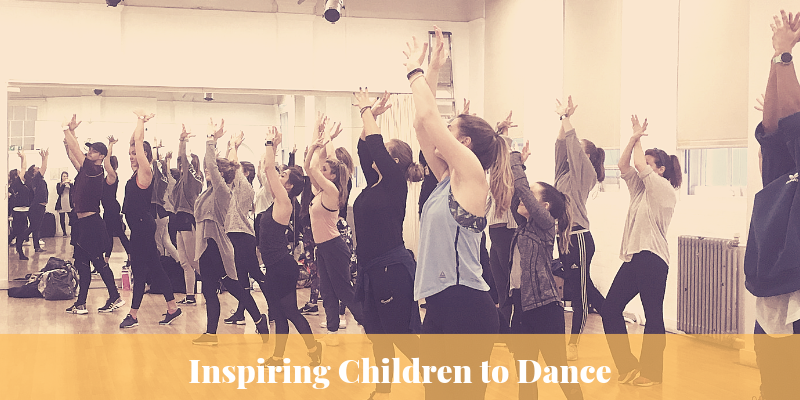 Inspiring Children to Dance