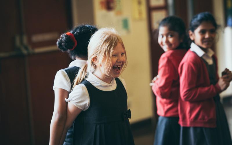 Anti-bullying dance workshop primary school