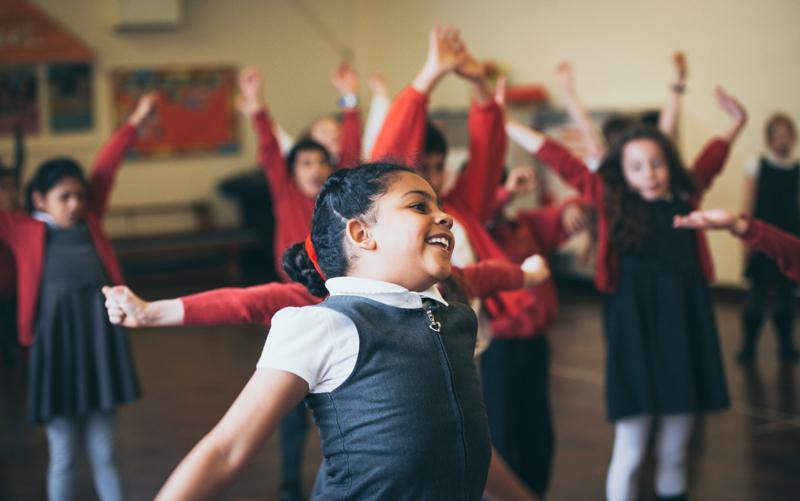 Primary school dance workshops