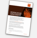 Rethinking the B2B case study executive briefing