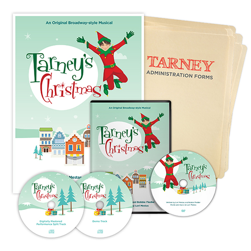 Tarney's Christmas Package