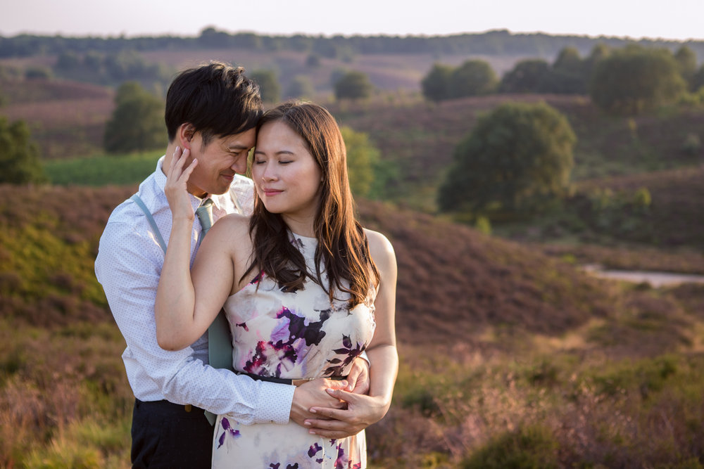 Pre-wedding shoot Elaine & John -