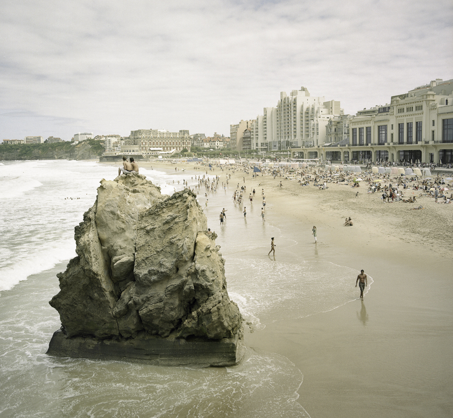 Biarritz 2009.  © Gian Giacomo Stiffoni, all rights reserved