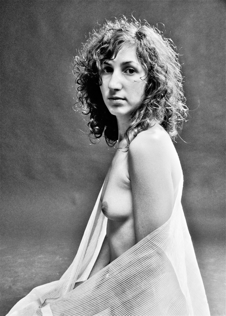 Nude female. © Gian Giacomo Stiffoni, all rights reserved