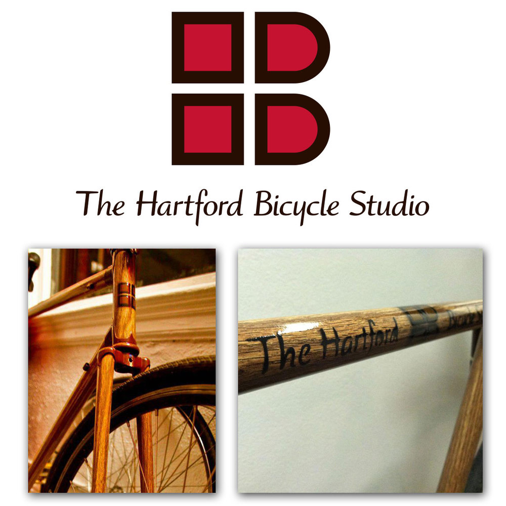 The Hartford Bicycle Studio logo