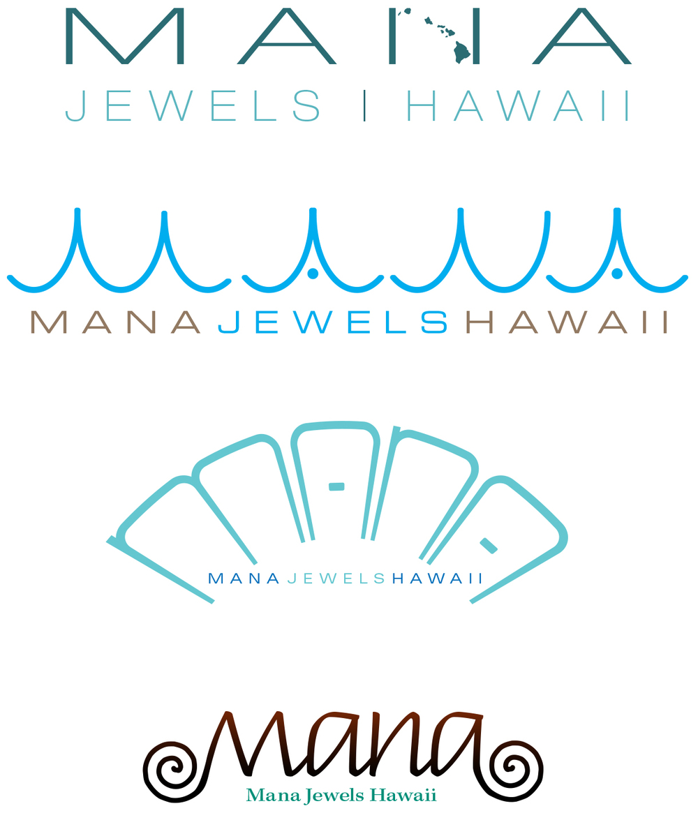 Mana Jewels Hawaii logo