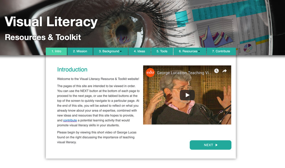 Visual LIteracy Toolkit -