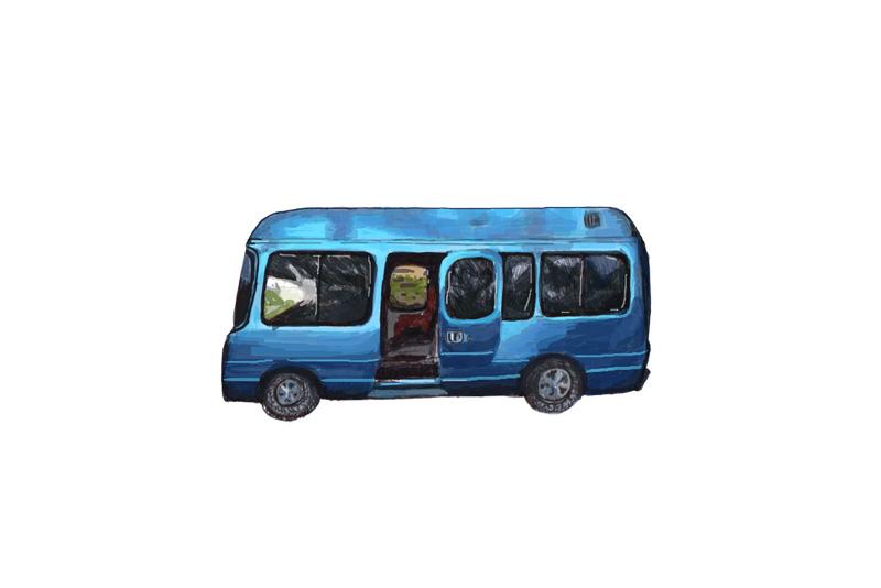 The Van , 2012