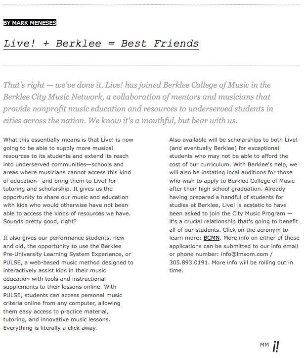 Click to read Cadence.