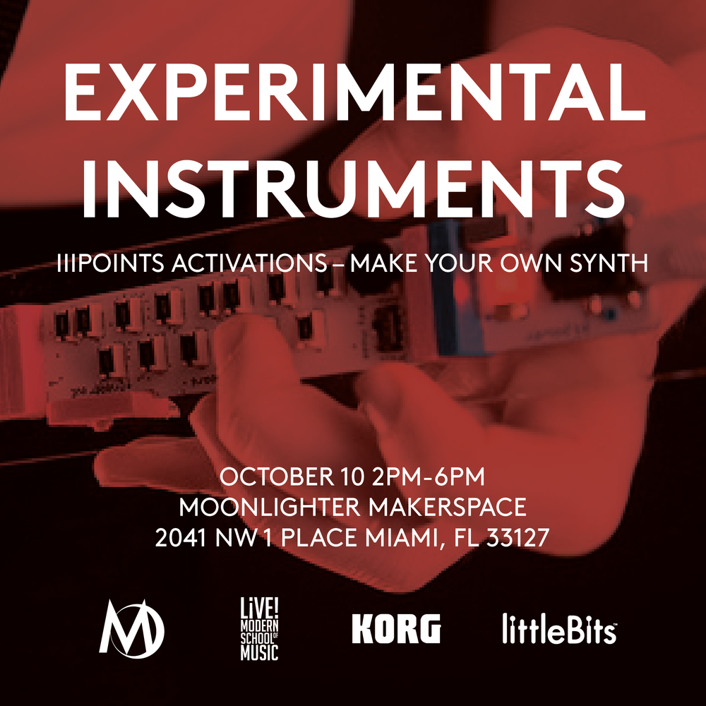 iiipoints activations moonlighter makerspace