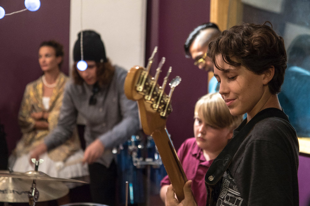 NEW: Horns & Strings - We break the traditional mold of music education by letting you explore the sounds of your chosen instrument through contemporary styles of music and improvisation.