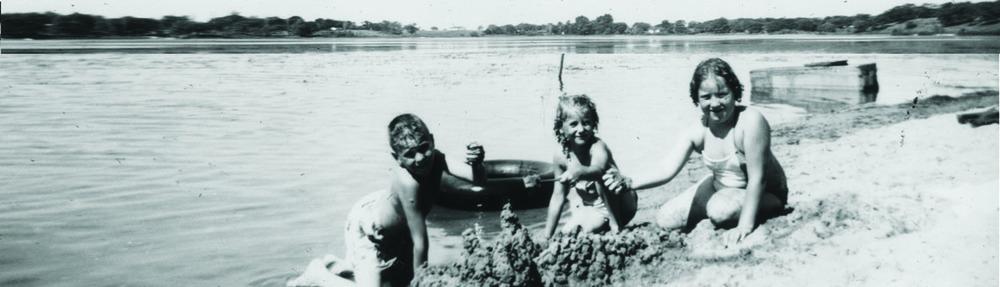 family fun on the shores of lake wandawega