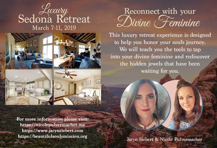 Emotional retreat Sedona AZ