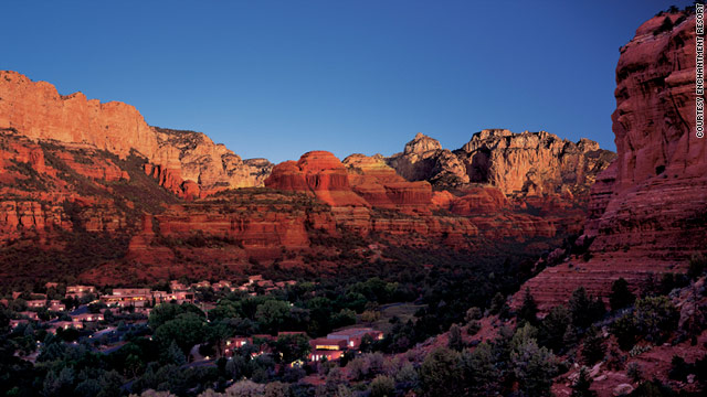 📸: http://edition.cnn.com/2011/TRAVEL/06/21/sedona.skeptic/index.html⁣⁣