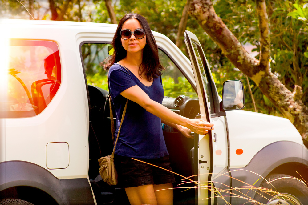 Girl in a Suzuki Jimmy.jpg