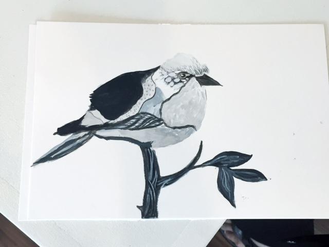 Laura's Bird!