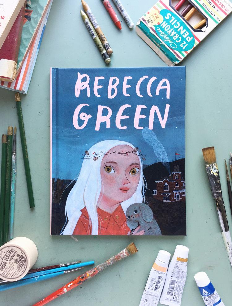 annual book tradition year 1 rebecca green