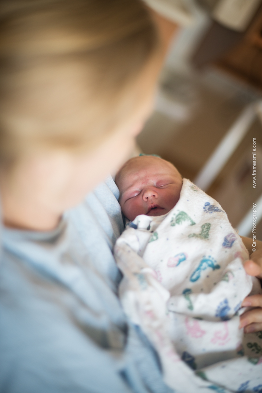 Such a cute couple, I was so blessed to be a part of their birth story.  ~Carter Photography