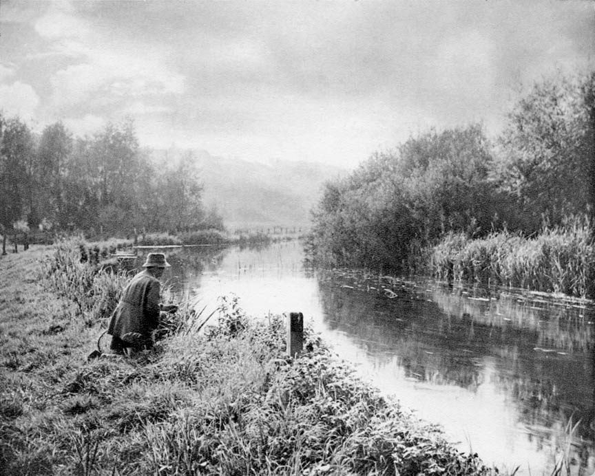 The Kennet Below Ramsbury Plate XXI