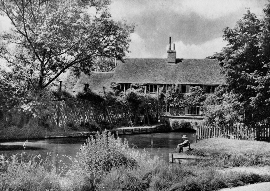 The Old Mill Ramsbury