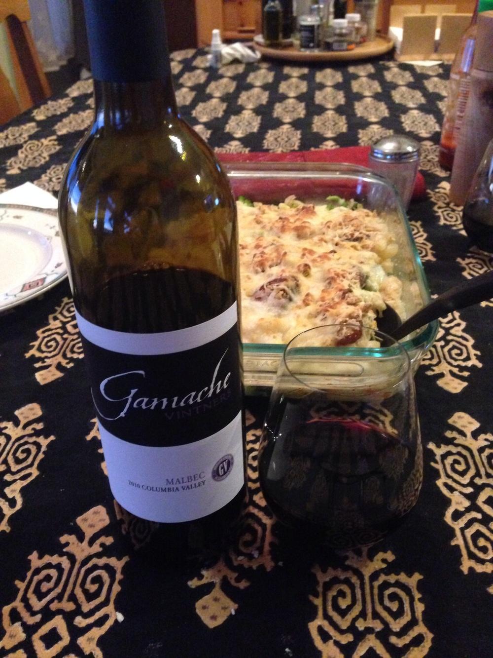 #Gamache winery #prosserwine