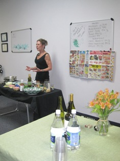 Linda sharing how we can all cook and enjoy our weight loss journey.
