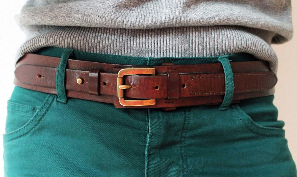 Obsessed with this Banana Republic belt.