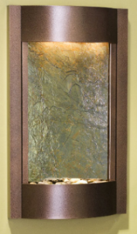 "Serene Waters                21"" Wide x 36"" Tall (6"" deep)"