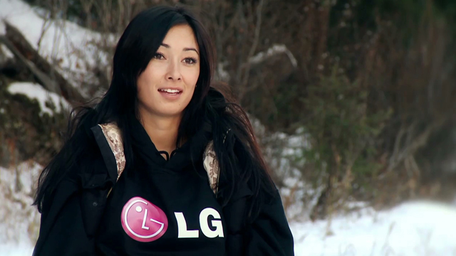 LG  //  canadian olympic snowboard team