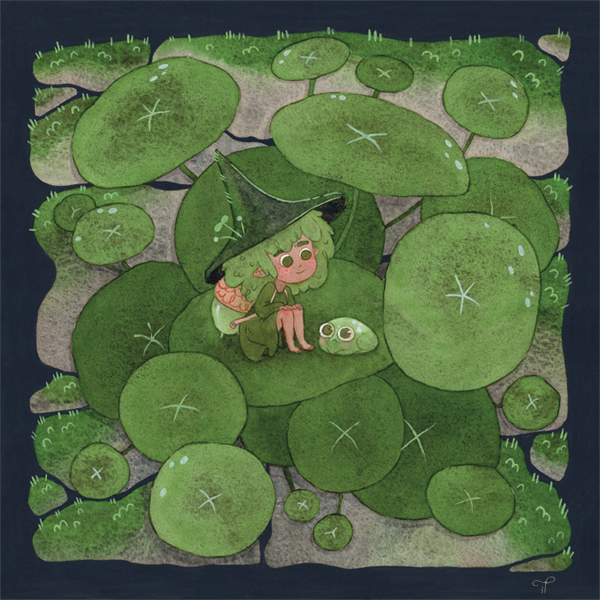 Pennywort Witch