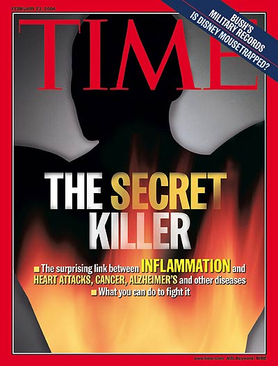 Check out what TIME MAGAZINE has to say about inflammation!