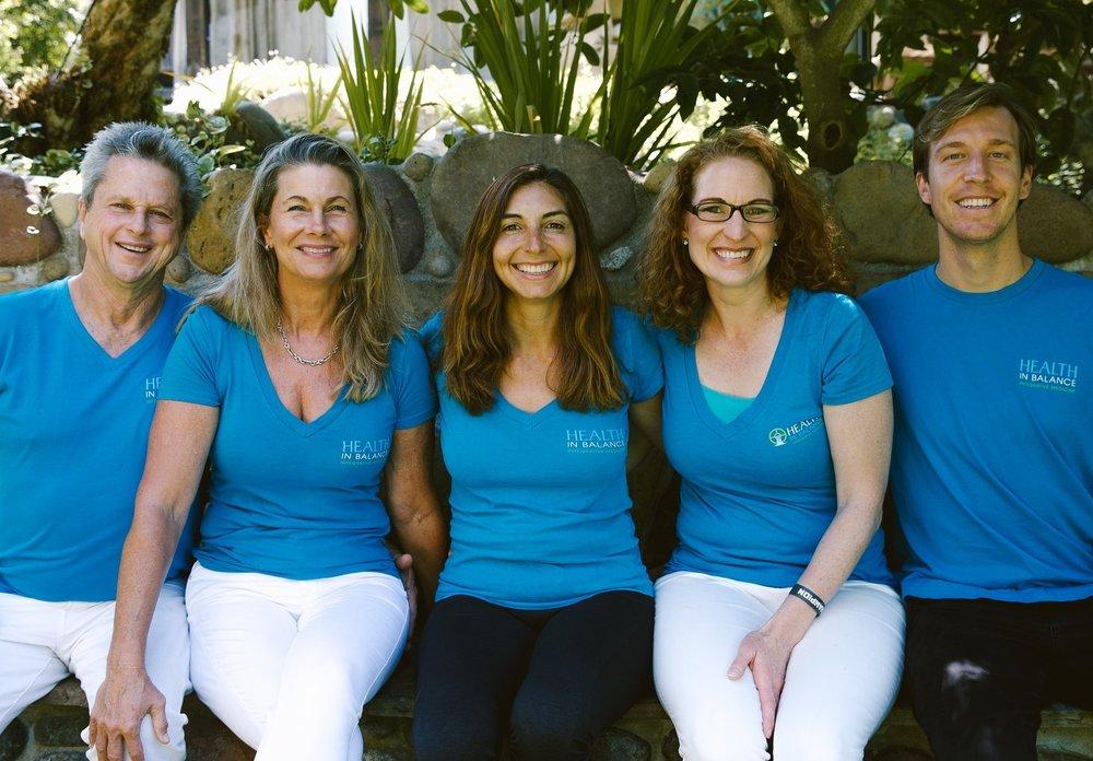 Health in Balance Integrative Healthcare Team