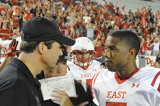 Coach Eric Taylor & Vince Howard - Final Season of Friday Night Lights