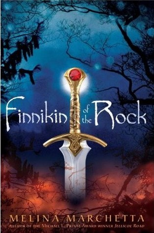 Clear Eyes, Full Shelves: 8 Reading Confessions - I don't read fantasy, even Finnikin of the Rock by Melina Marchetta